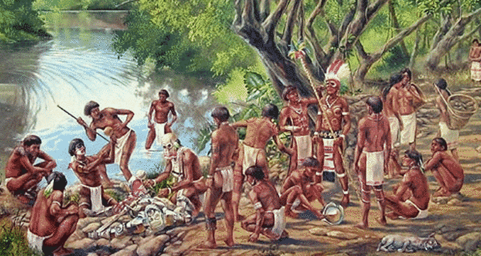 First peoples of the Caribbean