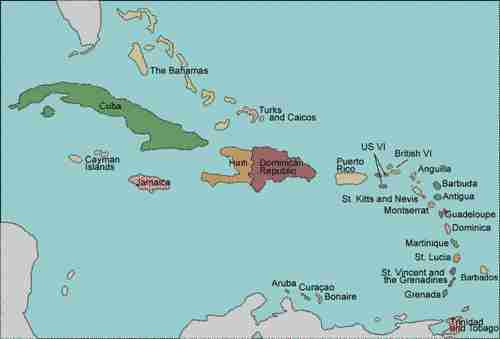 Pre Histories Of The Caribbean